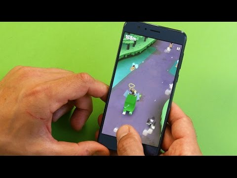 Honor 8: Gaming & Spiele Test | (deutsch)