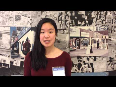 . @ScienceExpo Blueprint 2014 Conference   Michelle Yeung   Conference Chair
