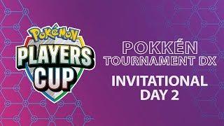 Pokémon Players Cup - Pokkén Tournament DX Invitational Day 2 by The Official Pokémon Channel