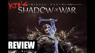 Middle Earth: Shadow of War - Review