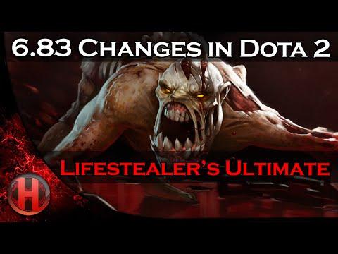 Những thay đổi của bản 6.83 – Lifestealer's Infest Ultimate
