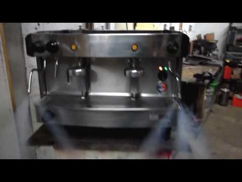 Iberital 2 Group Commercial Espresso Machine