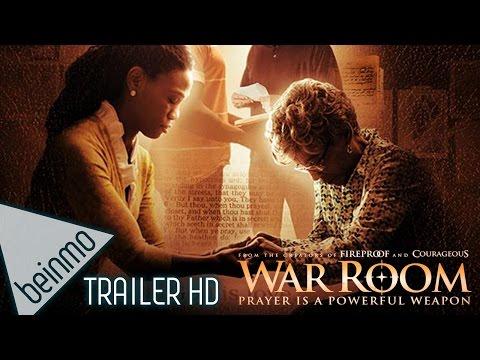 War Room Official Teaser Trailer (2015) Alex Kendrick, Priscilla Shirer, Beth Moore Inspiring Movie