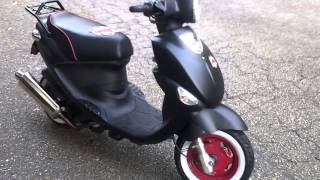 9. Genuine Scooters Buddy Blackjack  4T