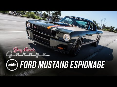 Ringbrothers 1965 Ford Mustang Espionage – Jay Leno's Garage