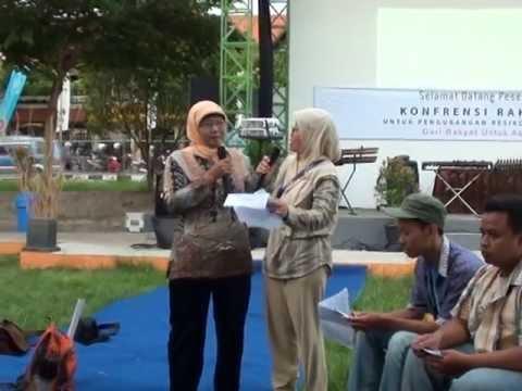 YAKKUM Emergency Unit - Konferensi Rakyat AMCDRR di Yogyakarta (Part 2)