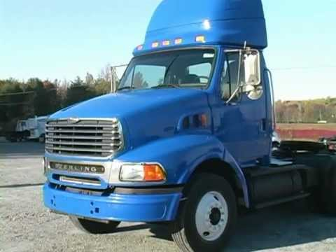 Грузовики  Sterling Truck for Sale - 2003 Sterling 9500 Day Cab