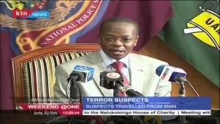 Two Kenya terror suspects arrested