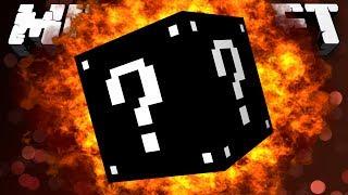Minecraft Modded Minigame: NINJA LUCKY BLOCK! (Lucky Block Wars) - w/Preston&Friends