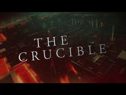 Nosgoth — «The Crucible» Preview (new map)