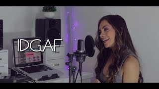 Video Dua Lipa - IDGAF (Versión En Español) Laura Buitrago (Cover) MP3, 3GP, MP4, WEBM, AVI, FLV Mei 2018