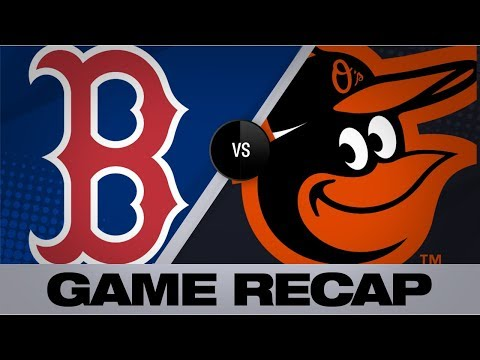 Video: 8-run 4th inning leads Red Sox to victory | Red Sox-Orioles Game Highlights 7/20/19