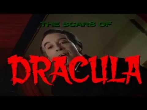 Scars Of Dracula (1970) Trailer - Christopher Lee
