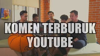 Video Komen TERBURUK di Youtube w/ Tim2One & David Beatt MP3, 3GP, MP4, WEBM, AVI, FLV Juli 2018
