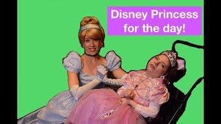 Princess Day at Disney World!