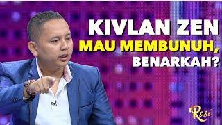 Video Kivlan Zen Mau Membunuh, Benarkah? | Kivlan dan Rencana Pembunuhan 4 Jenderal - ROSI (2) MP3, 3GP, MP4, WEBM, AVI, FLV Juli 2019