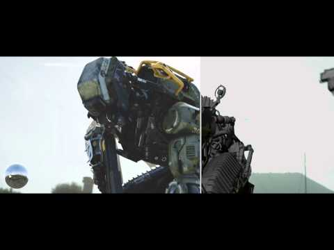 The Visual Effects of ELYSIUM: Bringing The Droids To Life