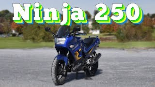 5. 2003 Kawasaki EX250 Ninja: Regular Car Reviews