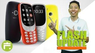 Sang legenda hadir kembali,setelah sebelumnya Nokia meluncurkan smartphone androidnya kini handphone legenda lahir kembali, Nokia 3310 diproduksi lagi dengan...