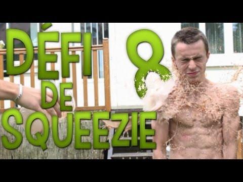 Les défis de SqueeZie   Episode 8 : Cocktail Vomito V2 et le Vomito Splash !