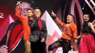 DANANG JAZZ TO DANGDUT, D'ACADEMY ASIA 24122015 FULL HD