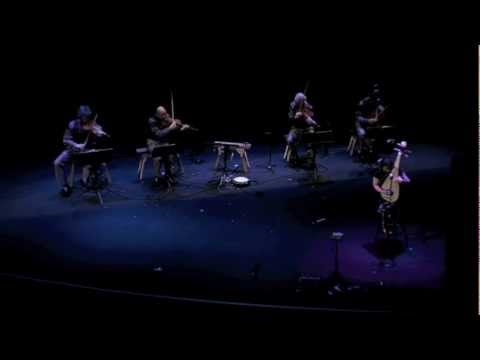 Kronos Quartet & Wu Man: A Chinese Home (excerpts) - Shanghai (2 of 3)