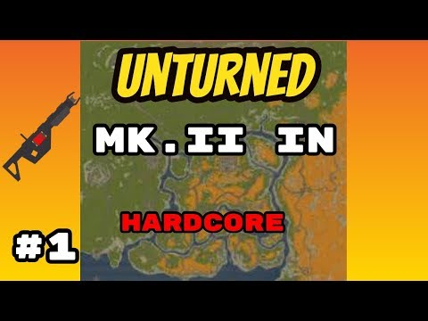 Getting the Mk. II Achievement in HARDCORE! [1] - This is harder than I expected! (видео)