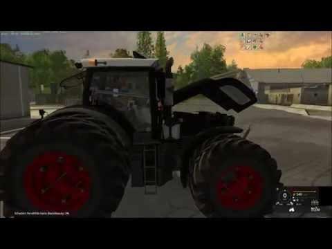 Fendt 936 Vario Black Beauty Washable v1.0