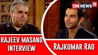 Video Rajkumar Rao's Fascination With The Villains Revealed | Exclusive Interview With Rajeev Masand MP3, 3GP, MP4, WEBM, AVI, FLV Desember 2018