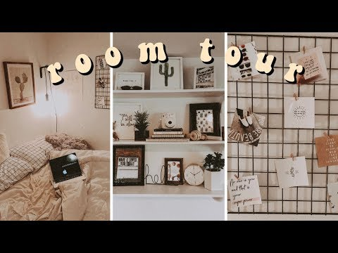 AESTHETIC ROOM TOUR 2018 | Josie Jabs