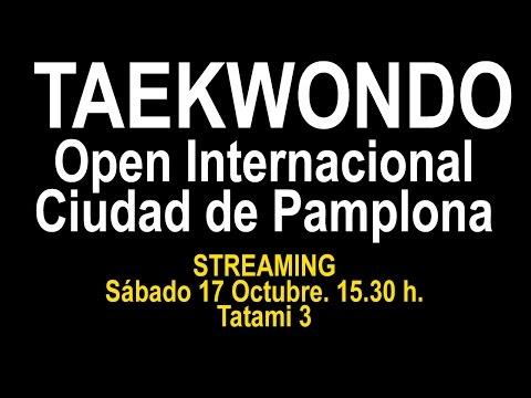 Open Ciudad de Pamplona (Tatami 3)