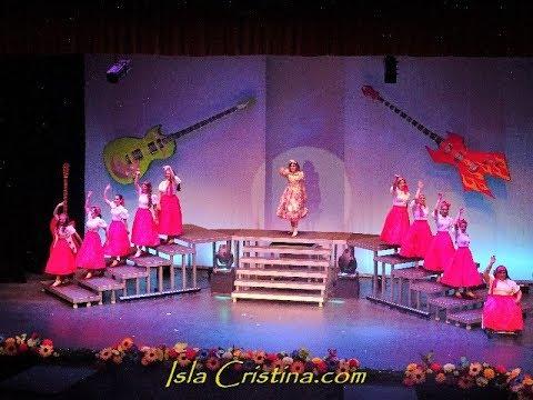 Gran Show Coronación Reina Juvenil Carnaval de Isla Cristina 2019