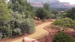 Landscape Transormation of a killer view of Sedona Red Rocks
