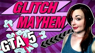 GTA 5 Online - Glitch Mayhem W/Friends