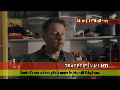 Zsolt Torok a fost găsit mort în Munţii Făgăraş