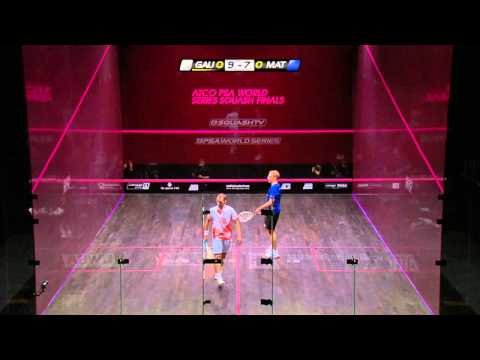 Squash : ATCO PSA 2012 World Series Finals – Semi-Final Roundup