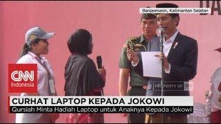 Video Ibu Ini Minta Laptop ke Presiden Jokowi, Ketimbang Sepeda MP3, 3GP, MP4, WEBM, AVI, FLV September 2017