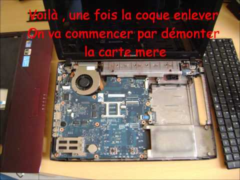 comment demonter samsung nc10