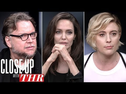 THR finally uploads Full Director's Roundtable: Jolie, del Toro, Gerwig, Villeneuve, Jenkins, and Wright