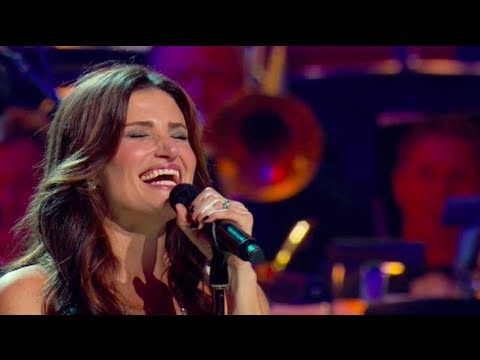 Idina Menzel – Defying Gravity (from LIVE: Barefoot at the Symphony)