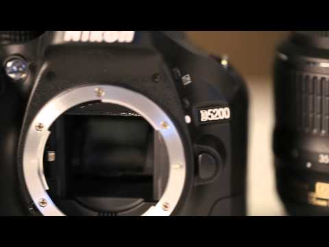 Nikon D5200 - test, review [PL]