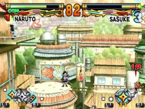cheat naruto ultimate ninja 2 playstation 2