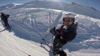 Sauze d'Oulx Italy  city photos : Skiing at Sauze d'Oulx (GOPRO0021)