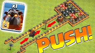 Video LOOK @ WHAT HAPPENS!!!  | Clash of clans | LAVA FIGHTS WIND VANE!!! MP3, 3GP, MP4, WEBM, AVI, FLV Oktober 2017