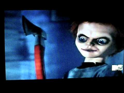 glen vs chucky with sound