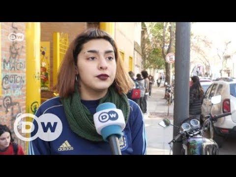Argentinien: Die Revolution der Mädchen | DW Deutsch