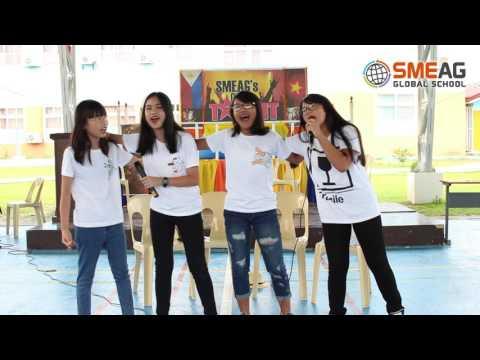 Cuộc thi Got Talent nhí tại trại hè SMEAG