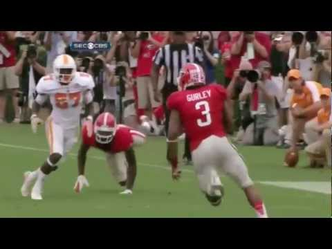 Todd Gurley Game Highlights vs Tennessee 2012 video.