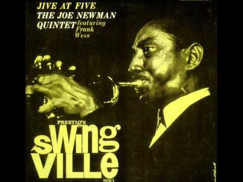 Joe Newman – Wednesday's Blues (1960)
