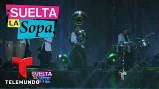 Video oficial de Telemundo Suelta La Sopa. La agrupación se presentó en el Microsoft Theater donde ofreció un súper concierto...